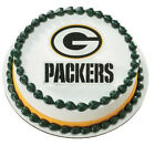 NFL Green Bay Packers frosting sheet image cake topper #4580 $11.7 USD on eBay