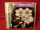 BRAND NEW VINTAGE SONY PLAY STATION 1 STARFIGHTER SANVEIM 2000 RATED E