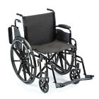 "Compass Health K1 Lightweight Wheelchair,  16"",  18"" or 20"" Seat,  Leg Rest Option"