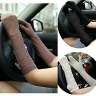 Lady Girls Outdoor Comfort UV Protection Gloves Embroidered Driving  Lace Gloves