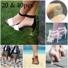 20&40 Pcs High Heel Clear Protect Cover Stiletto High Heel Stopper Heel Sinking