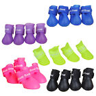 Clothing Shoes - Pet Shoes Booties Rubber Dog Waterproof Rain Boots N3