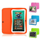 "1.3GHz 7"" Tablet PC for Education Kids Children Android 5.1 KitKat Quad Core 8GB"