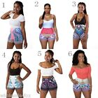 New Sexy Women's Summer Bodycon Fashion Jumpsuit  Playsuit Romper Short Trousers