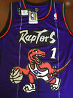 NBA Toronto Raptors Tracy McGrady Throwback Jersey Sewn/Stitched NWT