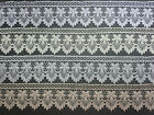 "QUALITY BEAUTIFUL VENISE GUIPURE LACE TRIM  2.25""/5.5cm BLACK WHITE IVORY"