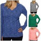 NEW WOMENS KIRKLAND ACTIVE PULLOVER HOODIE STRETCH HOODIE SMALL You Pick Color