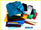 Gilden Blank Adult Heavy Cotton T-Shirt  100% Cotton All Colors & Sizes New image