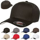 Wholesale Lot V-Flexfit Cotton Twill Cap Fitted Flex Fit Ballcap Blank Hat 5001