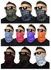 Mato & Hash Multi Functional Tube Bandanna Mask Scarf Headband