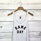 Game Day Sports Athletics Racerback Tank Top for Women - NEW - (S,M,L)