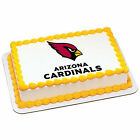 Arizona Cardinals NFL image cake topper frosting sheet #4679 on eBay