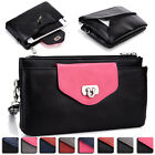 Womens Fashion Smart-Phone Wallet Case Cover & Evening Purse EI65-12
