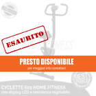 OFFERTA CYCLETTE BELT CARDIO FITNESS POWER BIKE HOME ALLENAMENTO BICI DA CAMERA