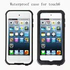Redpepper Waterproof Dirtproof Snowproof Case Cover for ipod touch 6