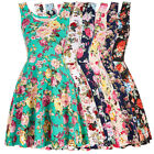 Womens Vintage 1950'S Retro Housewife Cocktail Evening Party Swing Tea Dress