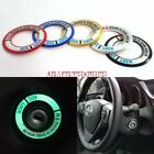 Universal Luminous Ignition Key/Auto Switch Glow In Dark Sticker On Cover Ring