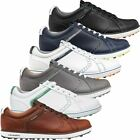 Ashworth Cardiff 2 ADC Leather Spikeless Mens Golf Shoes Waterproof 2016