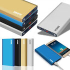 50000mAh Dual USB Portable External Battery Charger Power Bank For Cell Phone