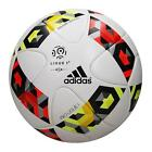 adidas Pro Ligue 1 OMB Spielball Weiss Orange