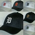 Detroit Tigers Air Mesh Cap ✨Hat ✨CLASSIC MLB PATCH/LOGO ✨2 Colors 6 Styles ✨NEW on Ebay