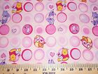 POOH #3  FABRICS Sold INDIVIDUALLY NOT AS A GROUP By the HALF YARD