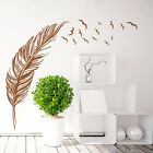 Creative Home Wall Stickers Art Birds Flying  Dining Room Removable Decals DIY