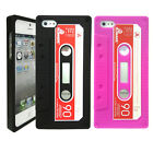 Classic Retro 80s Silicone Gel Cassette Tape phone Case cover skin