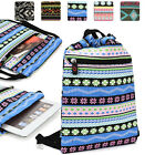 10 inch Tablet Protective Drawstring Tribal Print Backpack Case Cover BGPS2