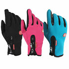 New Waterproof Ski Winter Warm Protection Cars Motorcycle Touch Driving Gloves