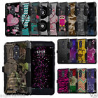 Rugged Shockproof Armor Case w/Stand Cover+Holster Clip for ZTE Models