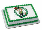 Boston Celtics NBA basketball image cake topper frosting sheet #4767 on eBay