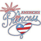 American Princess Red White and Blue All Sizes New