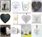 PERSONALISED I LOVE YOU TO THE MOON AND BACK Gifts for HER HIM Birthday My Wife