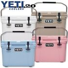NEW! YETI Roadie 20Qt Cooler/Ice Chest SEAFOAM /Tan/White/Blue Choose your color