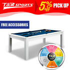 7FT Pool Dinning Office Snooker Billiards Table Free Accessory FREE DELIVERY/T $649.99 AUD on eBay
