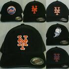 "New York Mets ""FLEXFIT"" Cap ⚾Hat ⚾CLASSIC MLB PATCH/LOGO ⚾3 Sizes ⚾6 Styles ⚾NEW on Ebay"