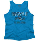 Hawaii State Pride T Shirt State Flag USA Hibiscus Gift Ideas Tank Top Shirt image