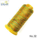 GoodQuality Silk Nylon DIY Making Neckladce Thread 0.4mm approx 600M Multi Color