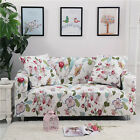 Painting View Fit Stretch Sofa Slip Over Couch Cover Elastic Fabric  No Pillow