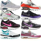 Nike Wmns AIR MAX Shoes Trainers Women's Girl's NEW Command 90 1 Light Premium