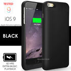 Fast Recharge Portable Power Bank Charger Battery Case For iPhone 5 6 6s 5s SE