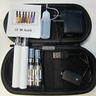2 Pack Electronic Vaporizer-Vape-Pen 1100mah Battery Vapor Starter Kit Free Case