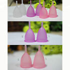 Durable Reusable Medical Soft Silicone Lunette Menstrual Cup S/L Size For Women
