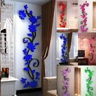 3D Flower Removable Vinyl Quote DIY Wall Sticker Decal Mural Home&Room Decor