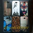 1x Butterfly Tiger Leopard Back hard case cover For Lenovo S920 Screen Protector