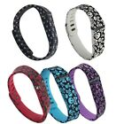 Replacement Silicone Band Strap Wristband Bracelet For Fitbit Flex Skull Style