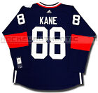 PATRICK KANE TEAM USA NEW PREMIER JERSEY ADIDAS 2016 WORLD CUP OF HOCKEY