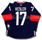 RYAN KESLER TEAM USA NEW PREMIER JERSEY ADIDAS 2016 WORLD CUP OF HOCKEY