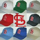 St. Louis Cardinals Polo Style Cap ✨Hat ✨CLASSIC MLB PATCH/LOGO ✨ 8 Colors ✨NEW on Ebay